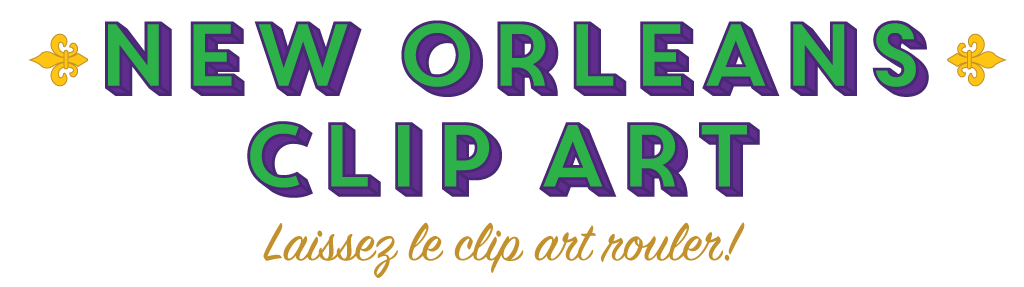 New Orleans Free Vector Clip Art