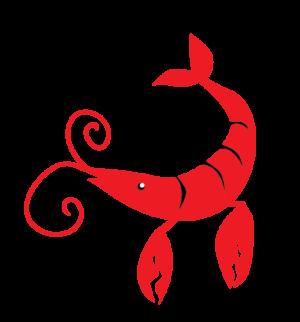 Crawfish Free Vector Clip Art
